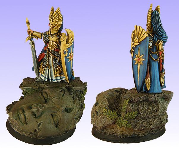 Games Workshop High Elf Lord #2